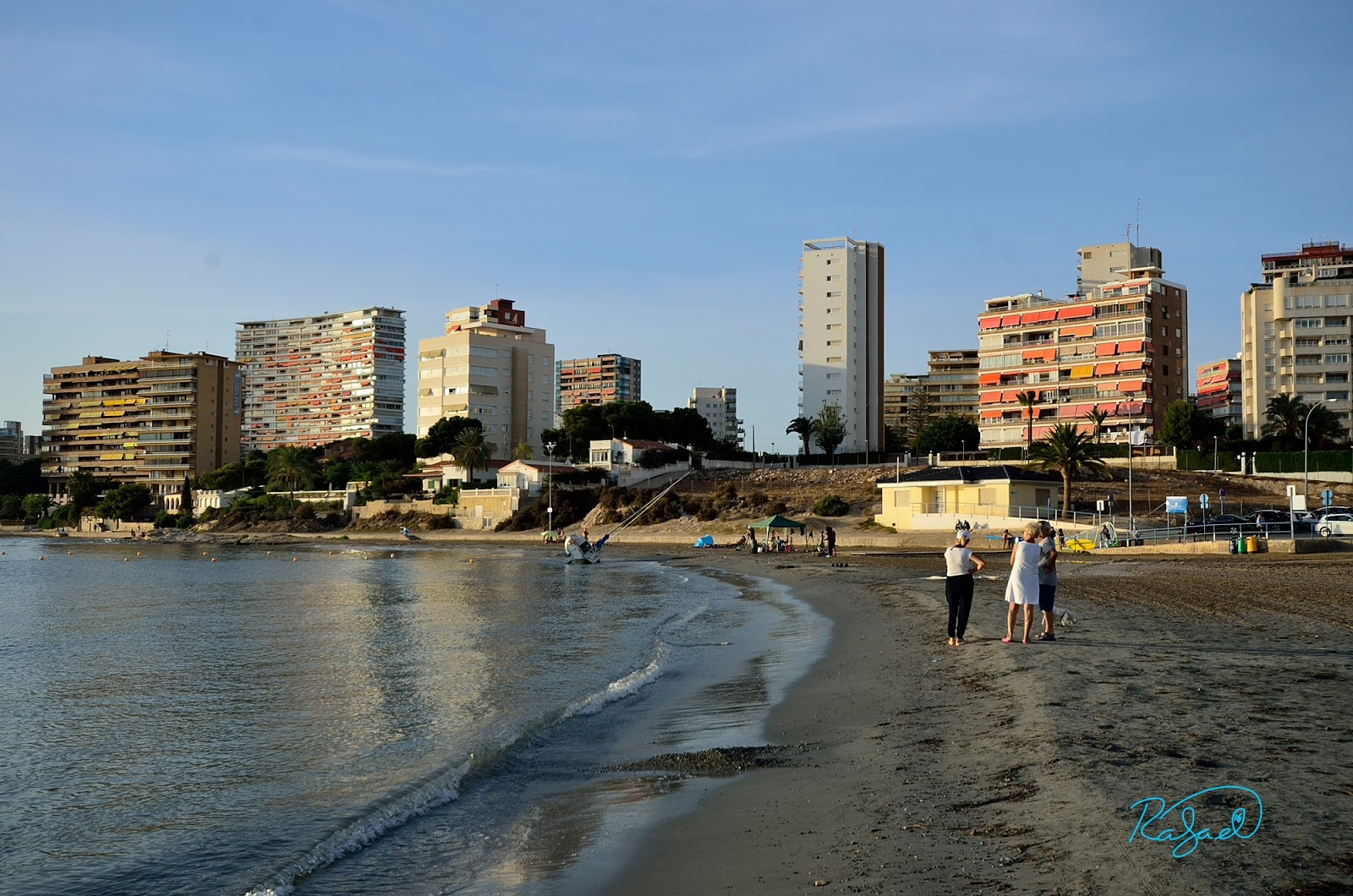 Foto playa La Almadraba / Varadero.