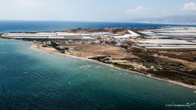 Foto playa San Miguel / Ensenada de San Miguel / Ejido Beach.
