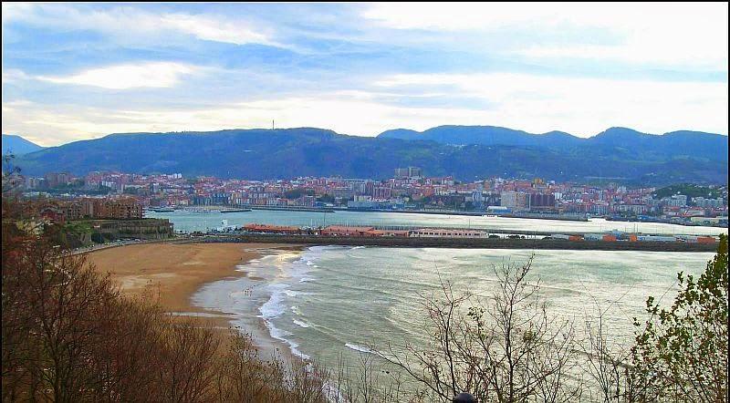 Foto playa Ereaga.