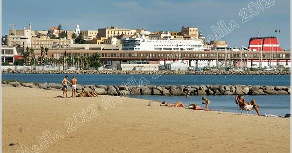Foto playa Los Cárabos.