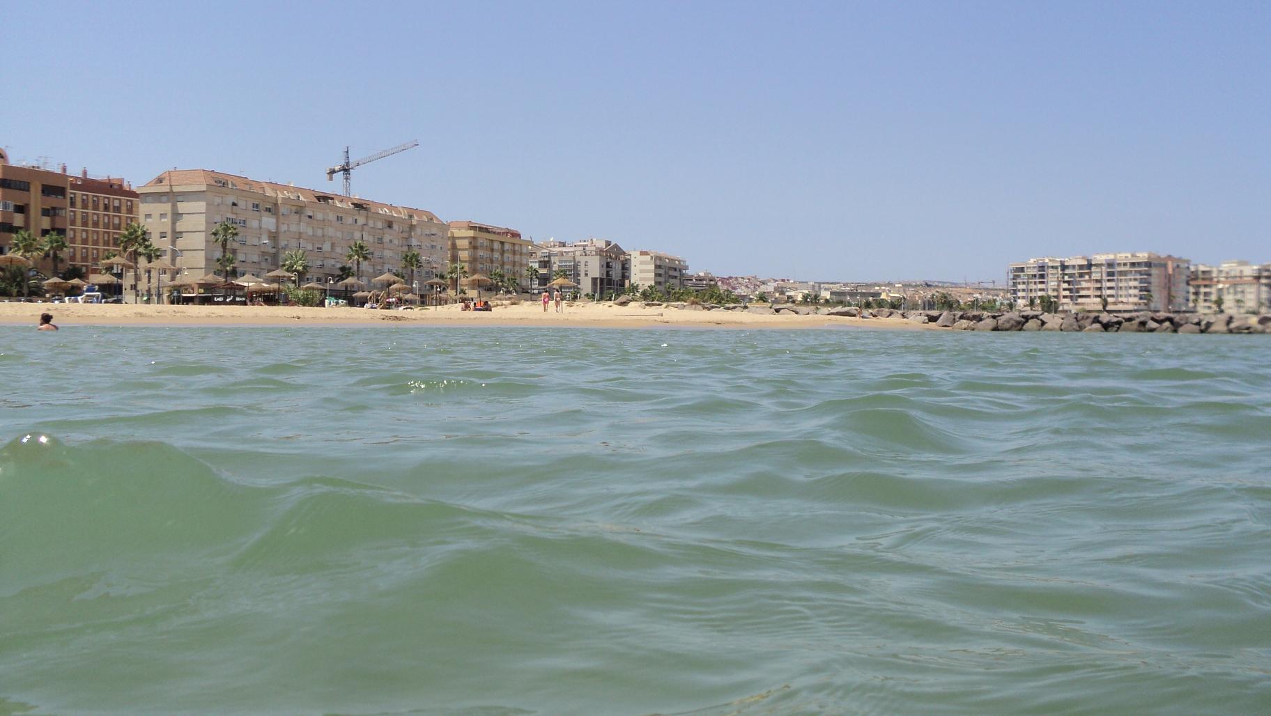 Playa Los Cárabos