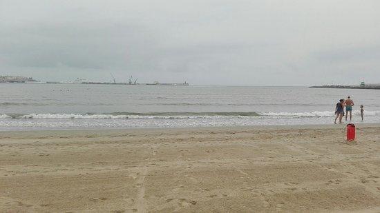 Foto playa Hipódromo.