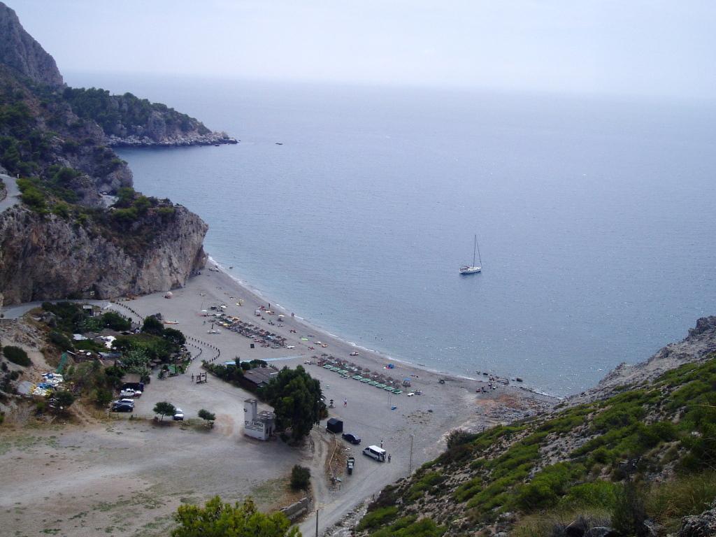 Foto playa Bamio / Campanario.