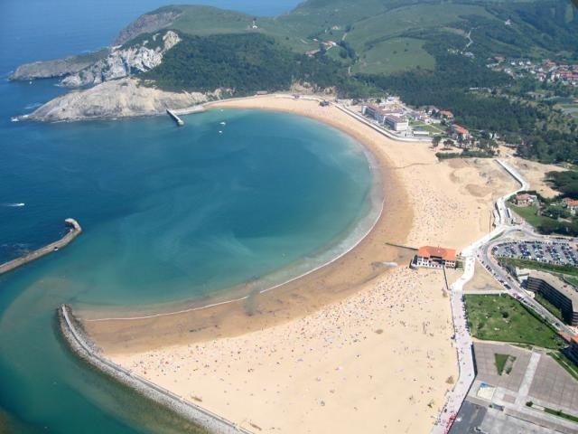Foto playa Da Punta / Cesantes.