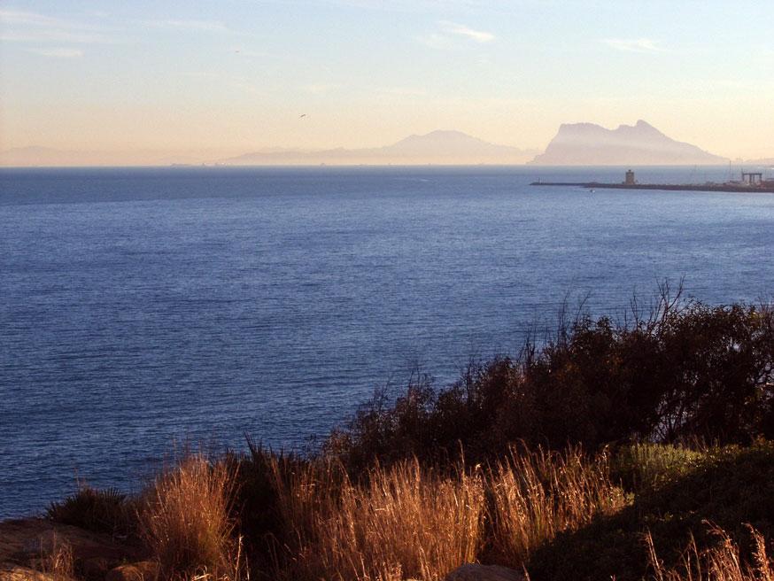 Foto playa El Cabrero / Cala Sardina / Cala Taraje. Close to my home - Gibraltar & Jbel Moussa (Morocco)