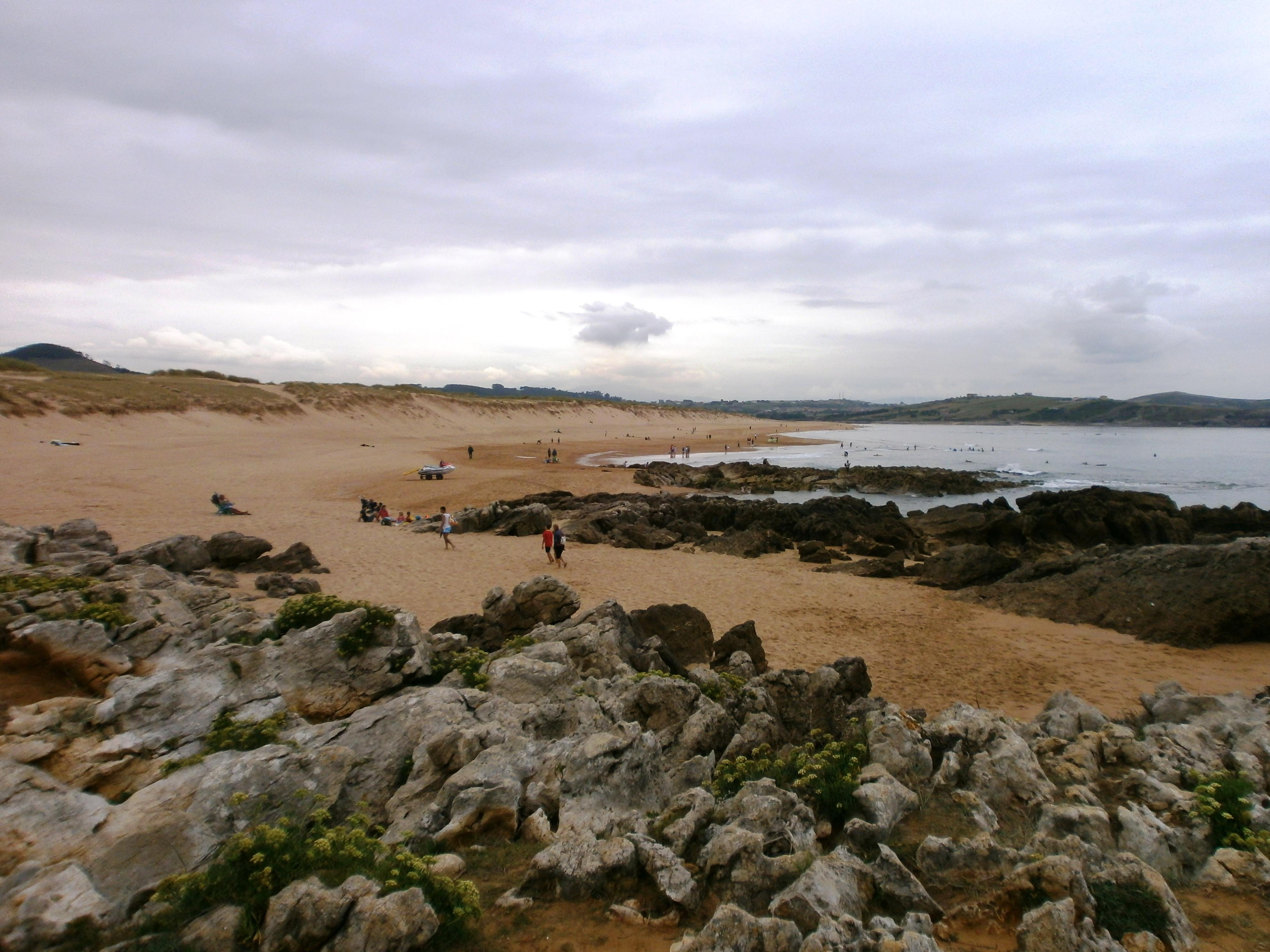 Playa Espiñeira