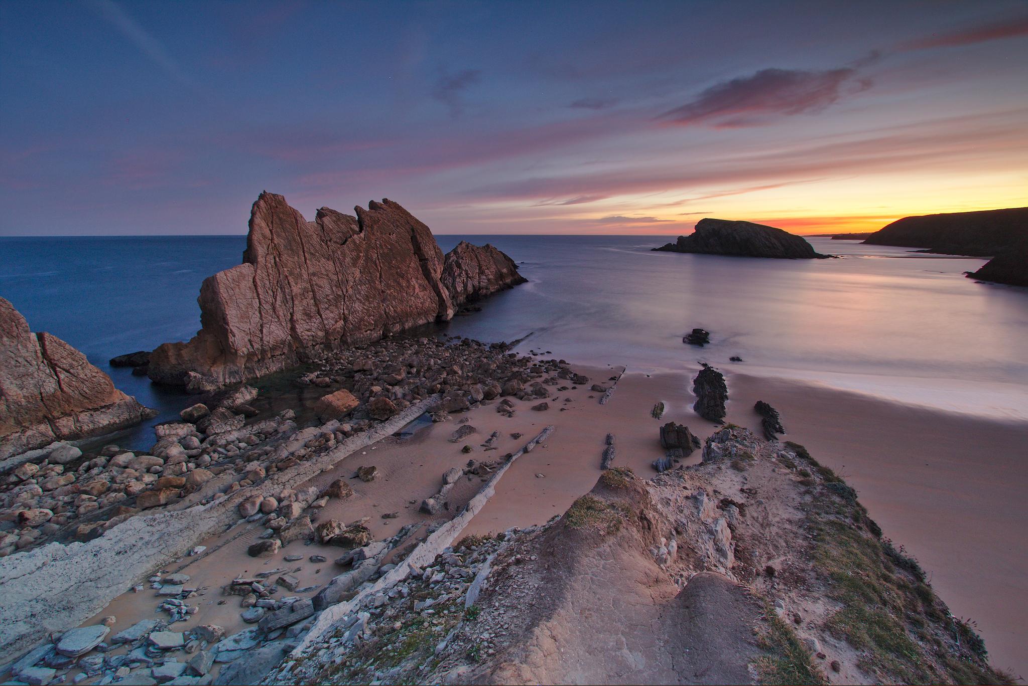 Playa Caneliñas