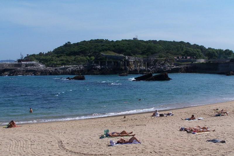 Foto playa Montalvo.