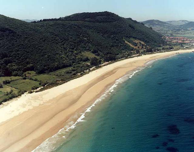 Foto playa Foxos.