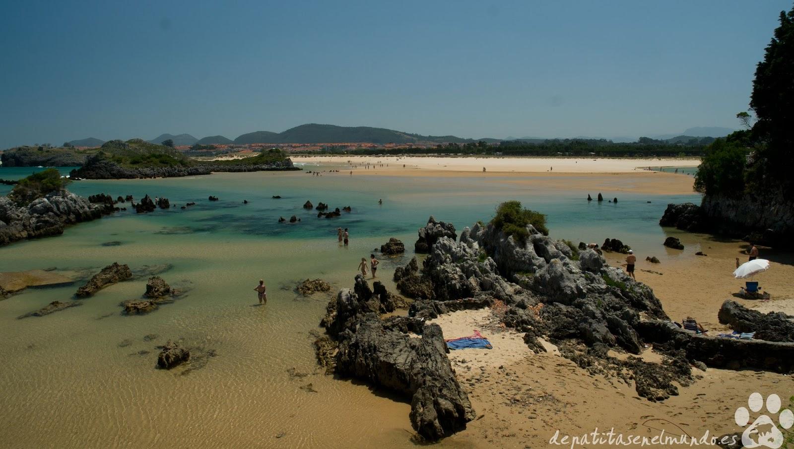Foto playa Lapa / A Lapa.