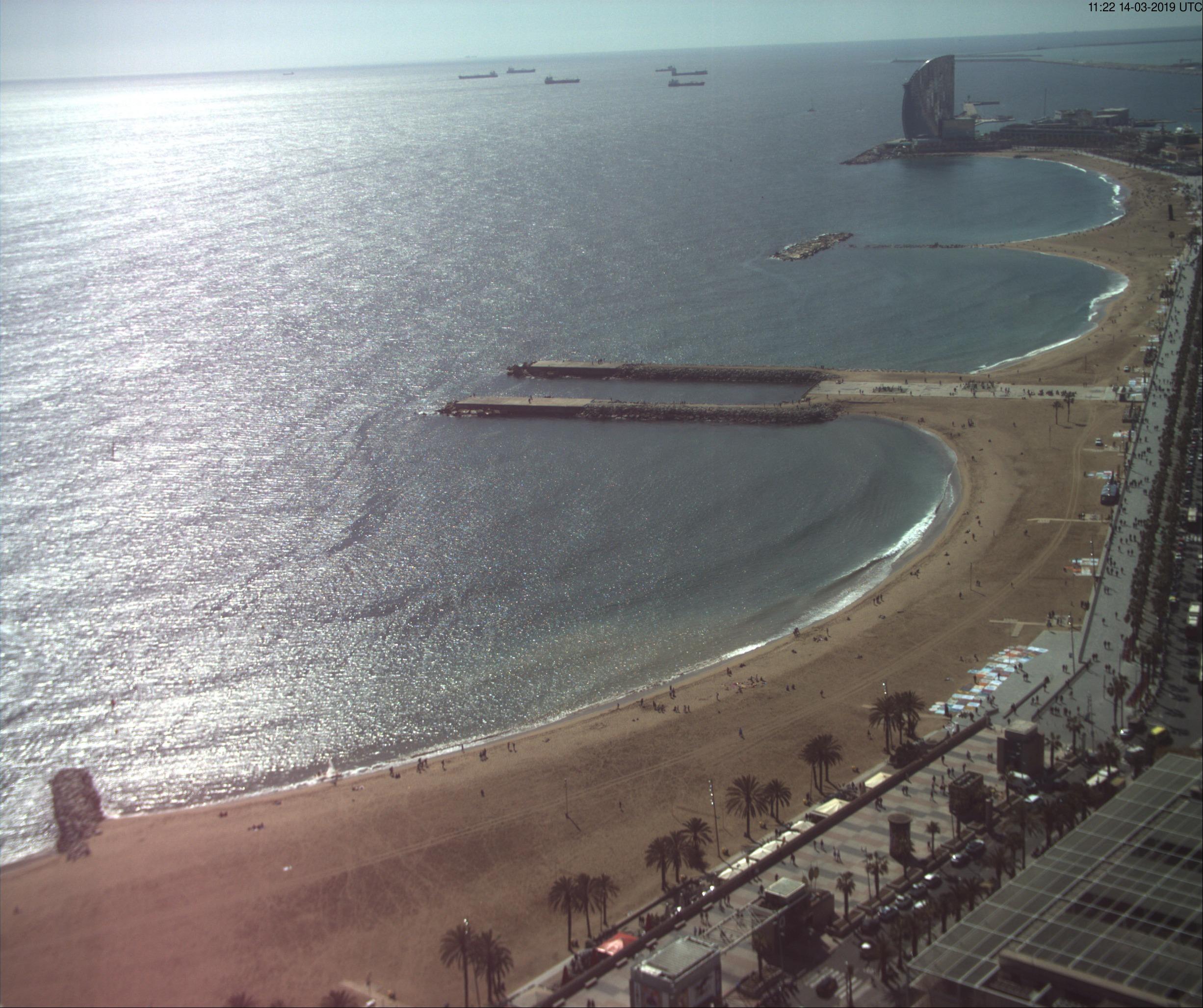 Playa Sant Miquel