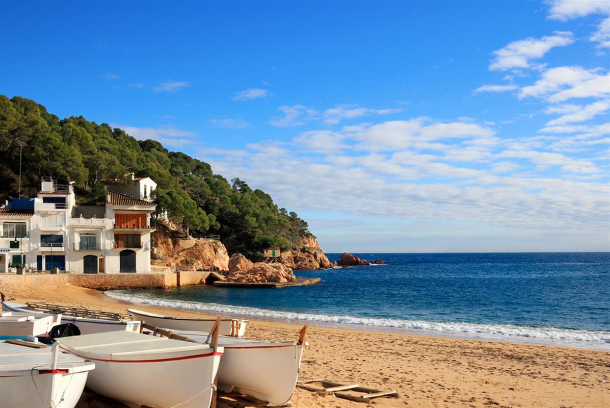 Playa Les Gavines