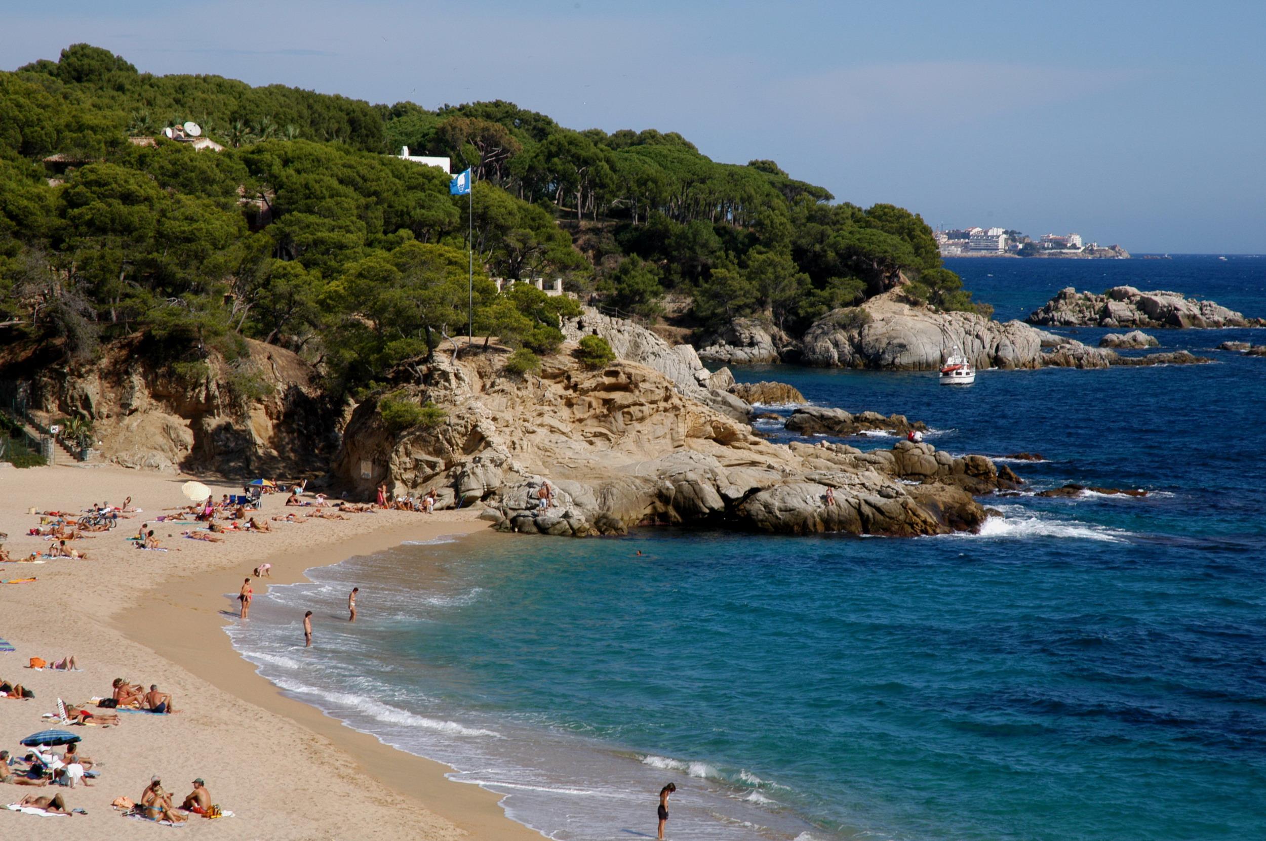 Playa Platja de l'Astillero