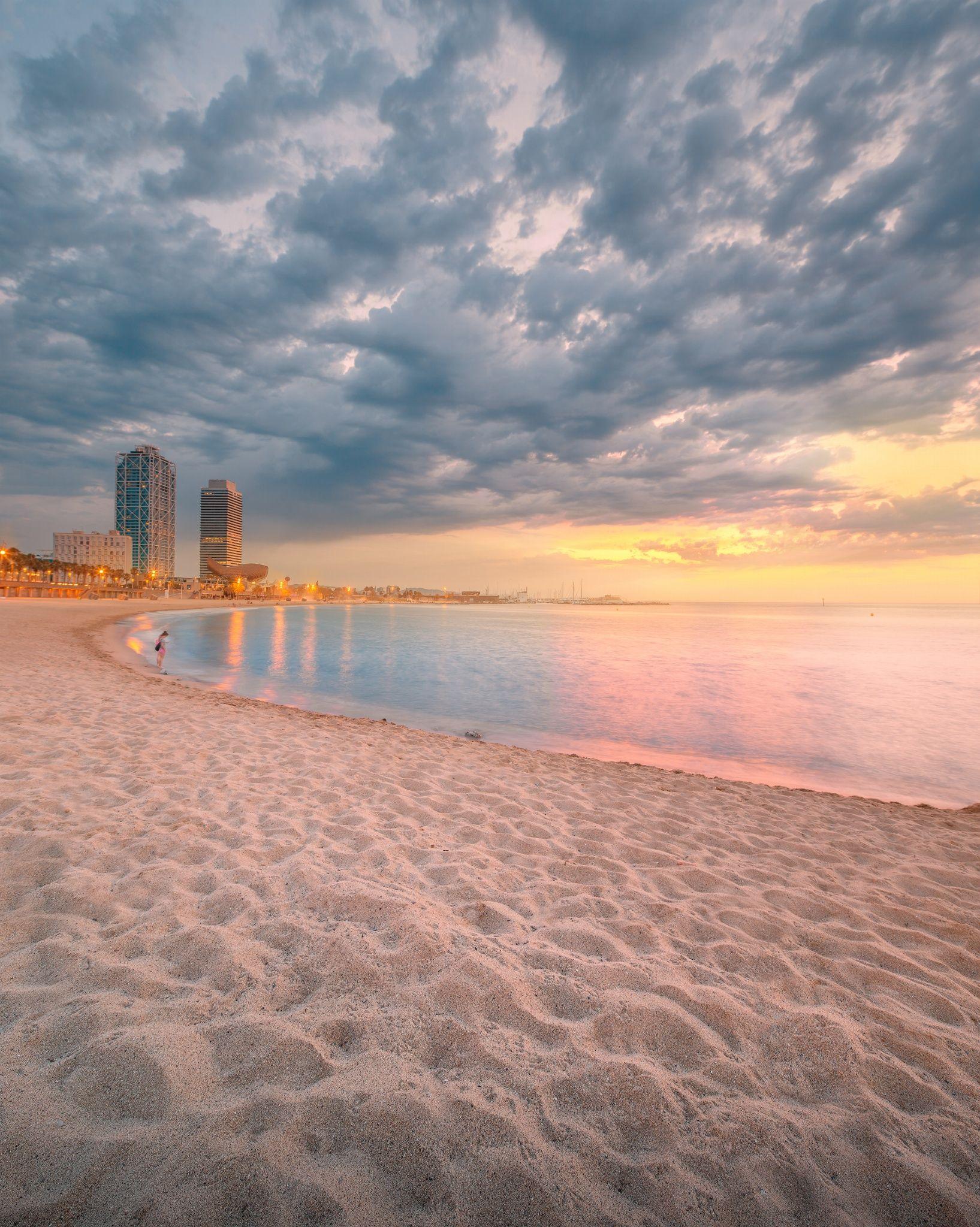 Foto playa Playa dels Pescadors.