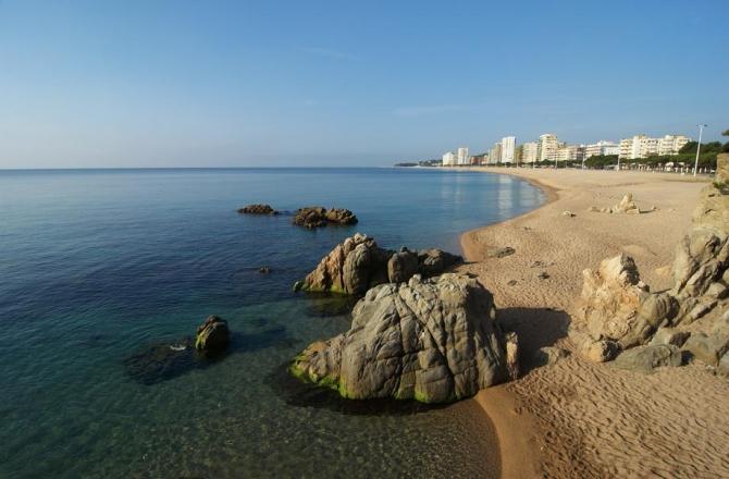 Foto playa Platja d´Aro / Platja Gran / Platja Llarga.