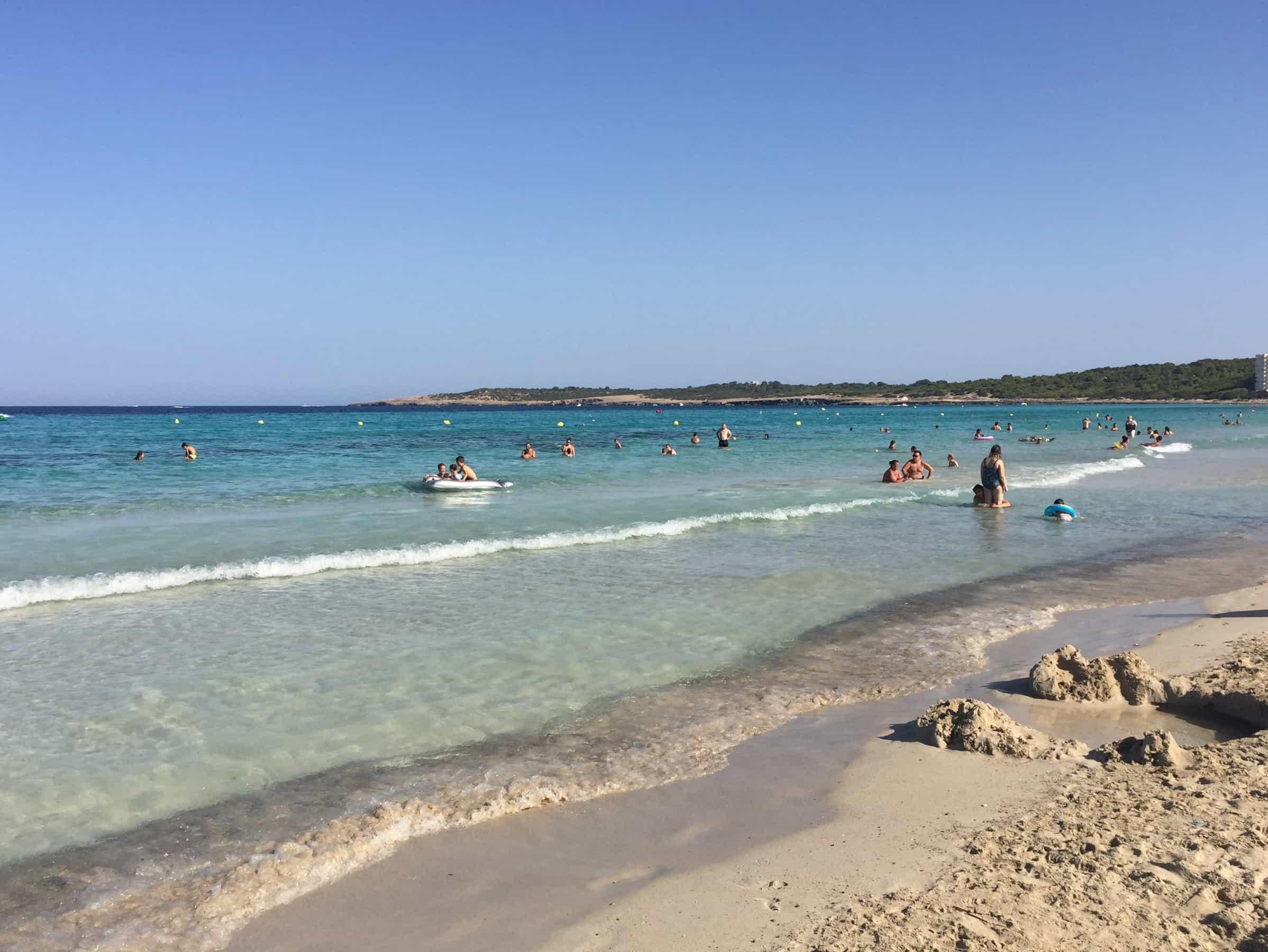 Playa Cala Montgó