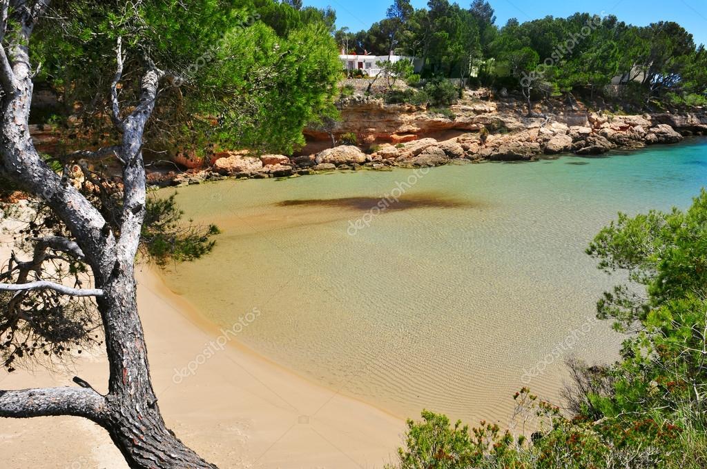Playa Cala Calafató