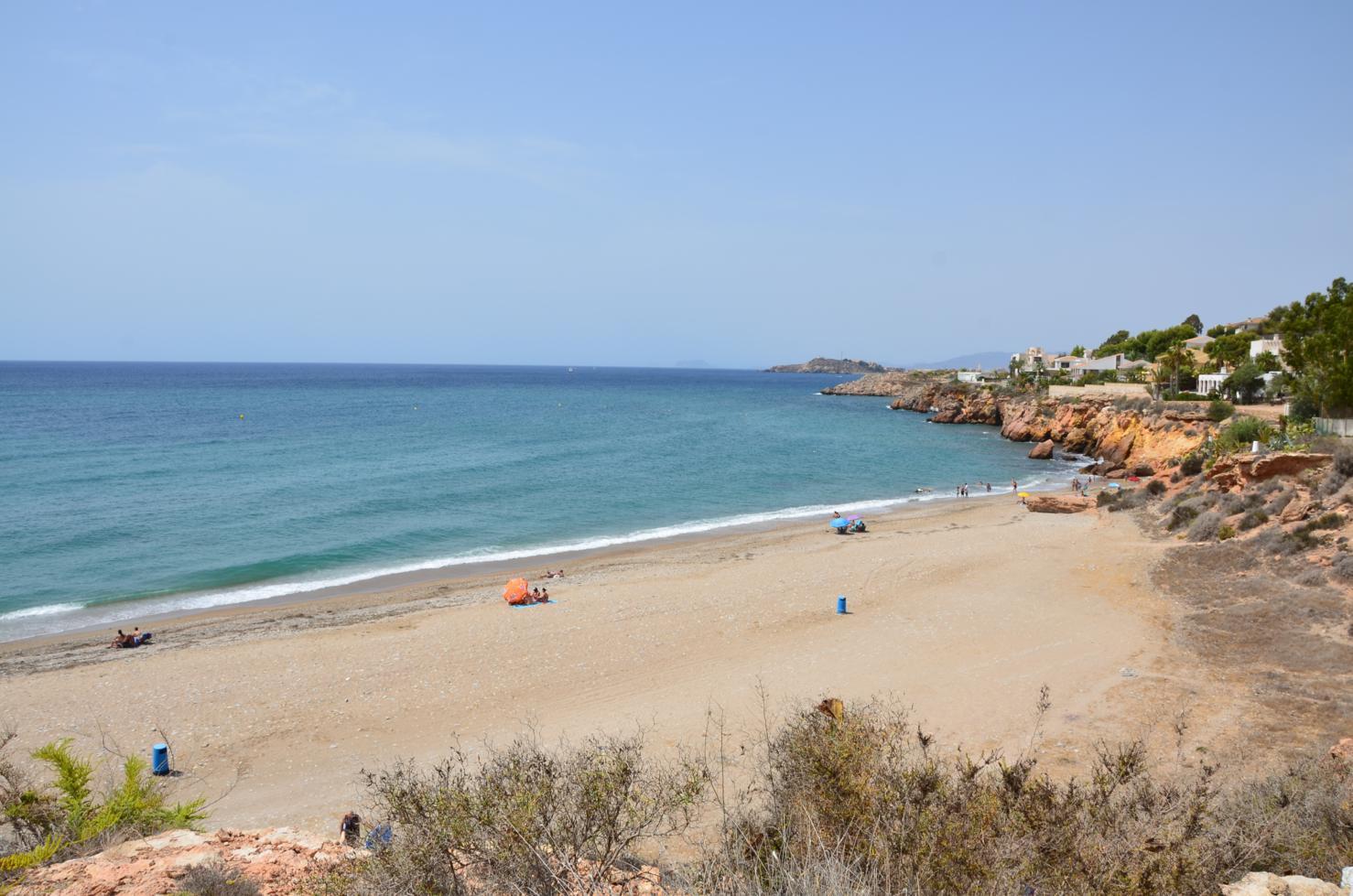 Foto playa El Mojón.