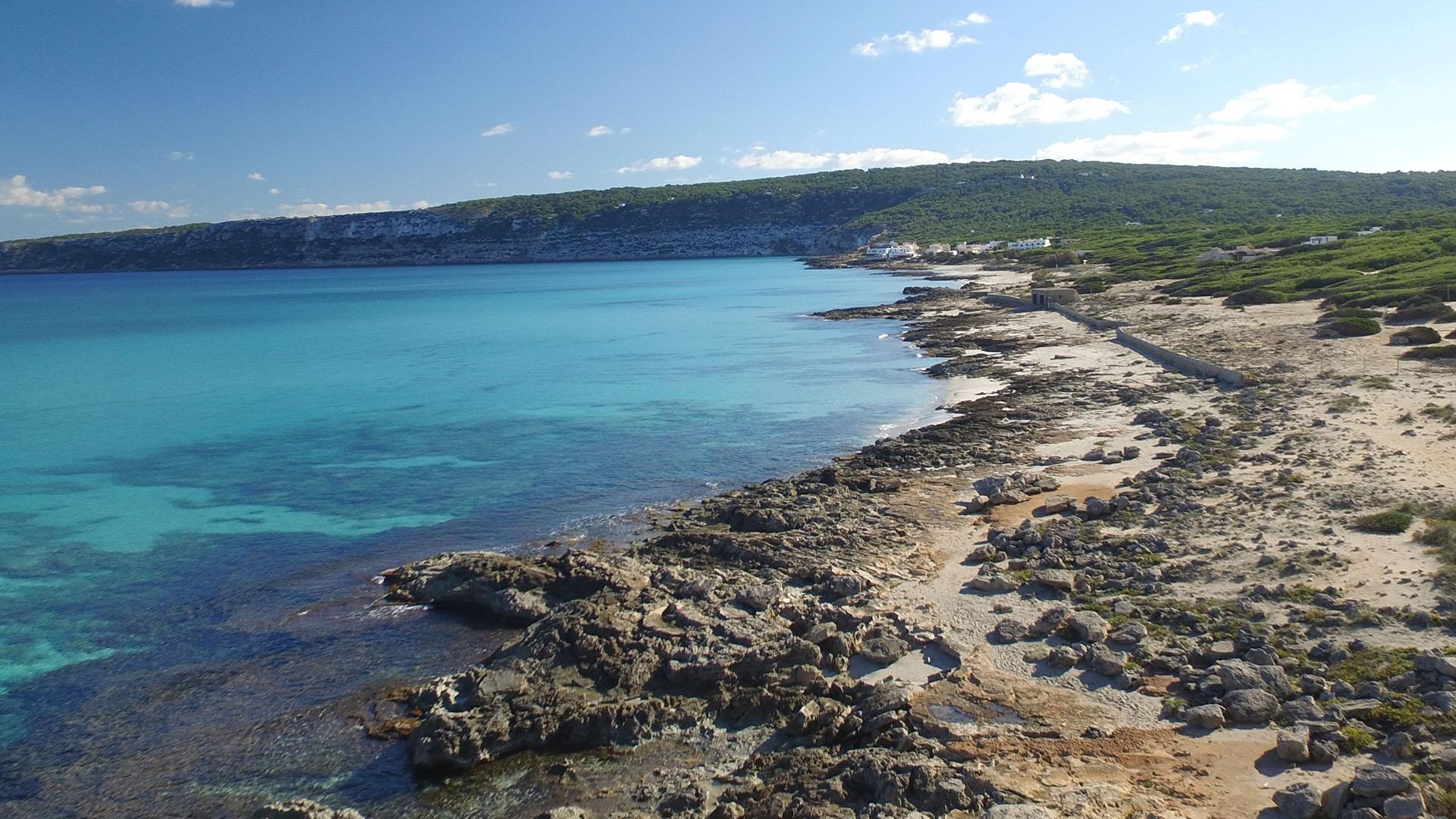 Foto playa Puntas de Calnegre.