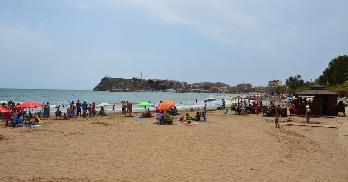 Playa Puerto de Mazarrón / Puerto Rihuete