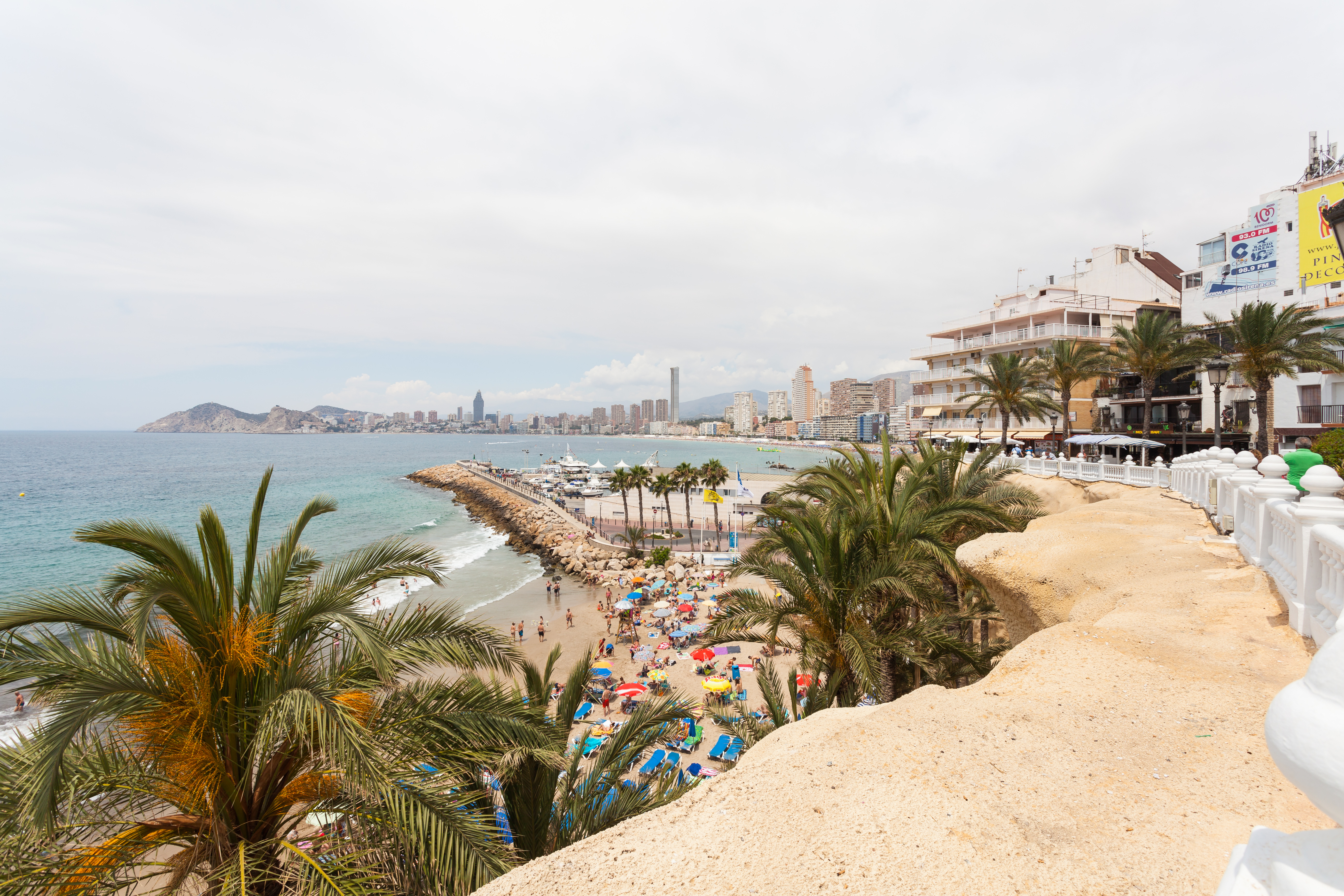 Playa Poniente