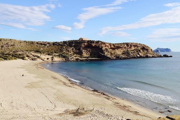 Playa Calarreona / Las Tortugas