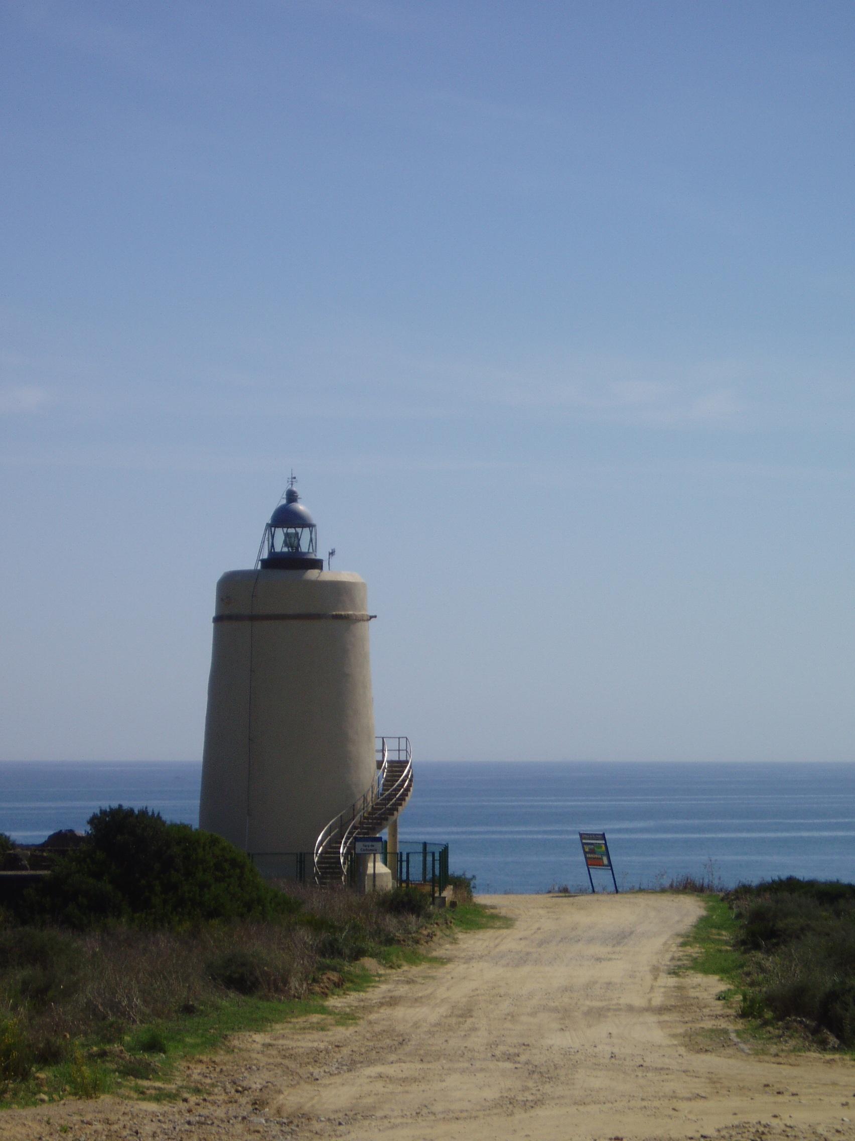 Foto playa Torrecarbonera / El Balneario. Alcaidesa, faro