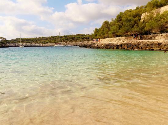 Foto playa Sa Font de N'Alis / Cala Mondragó.