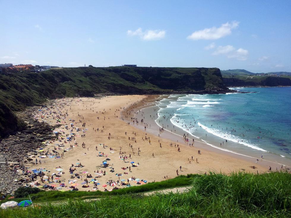 Foto playa Cala Llonga.