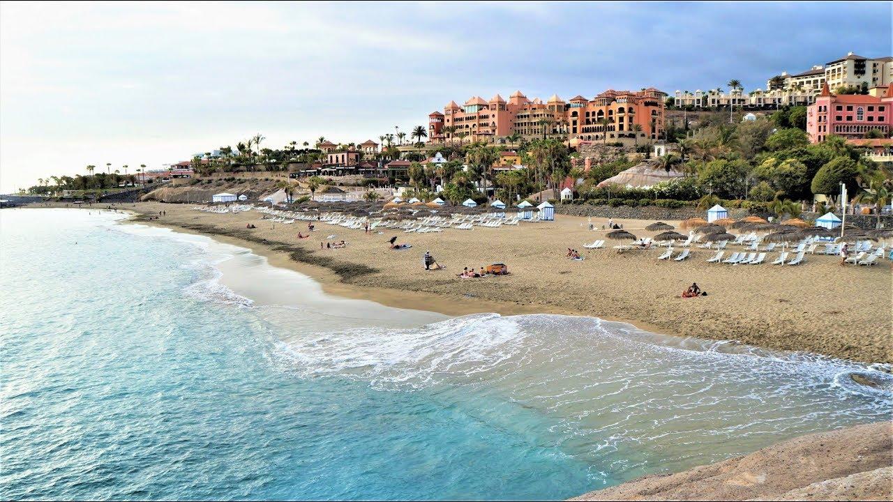 Foto playa El Duque.