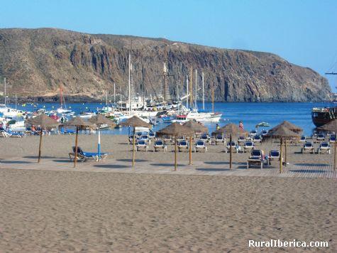 Foto playa Los Cristianos.