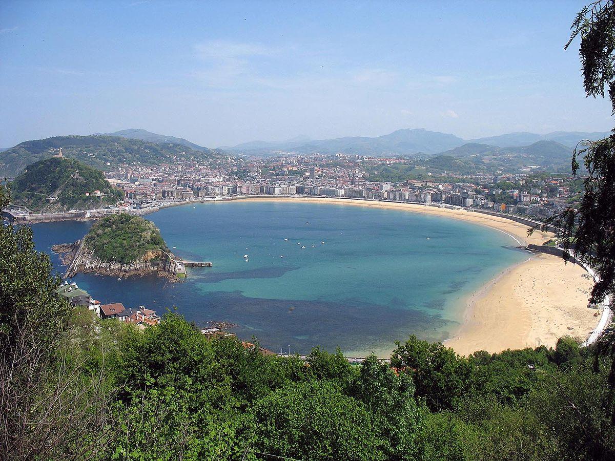 Foto playa San Sebastián.