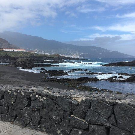 Foto playa Los Cancajos.