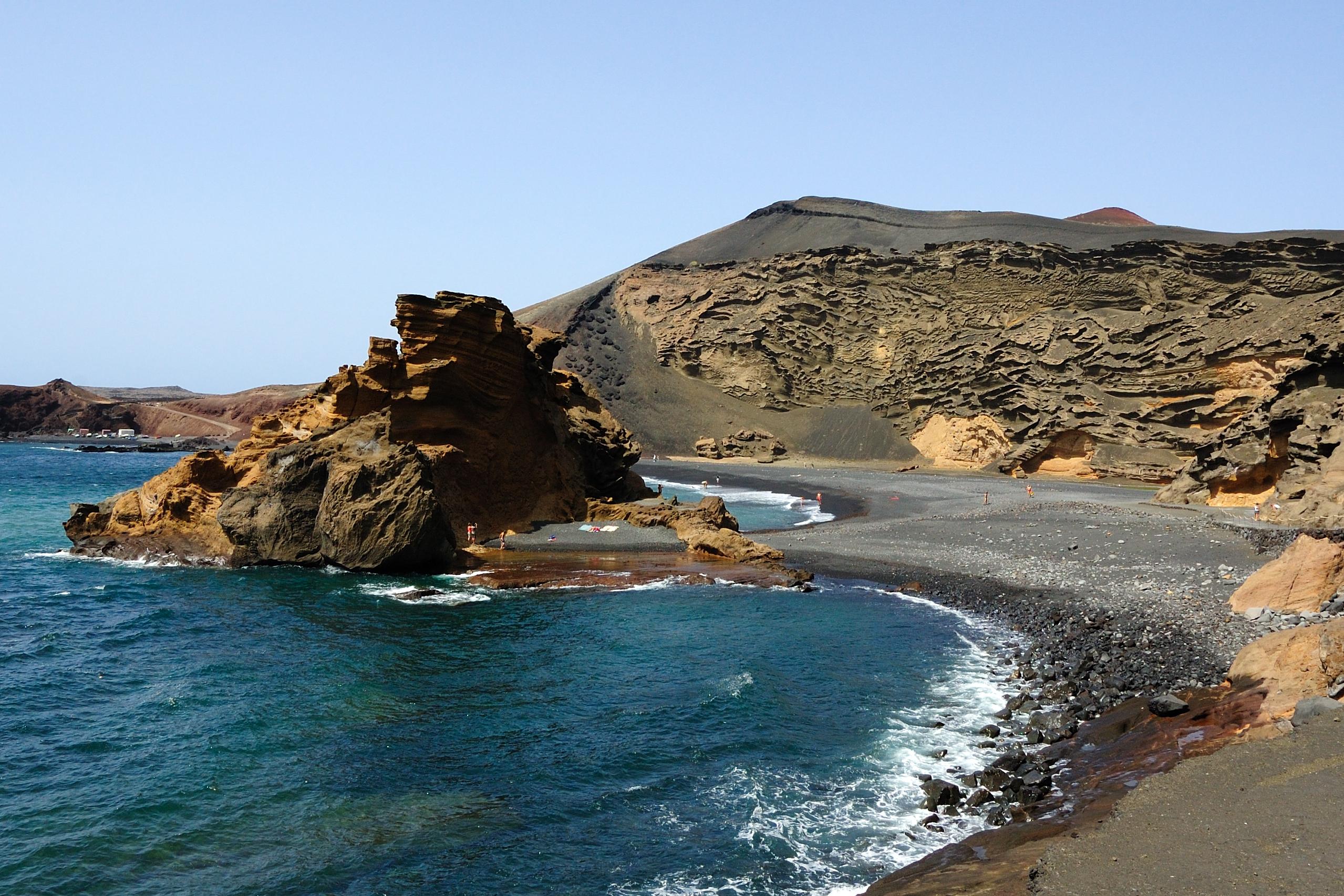 Playa El Charco Verde