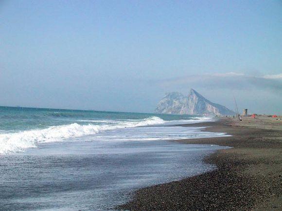 Foto playa La Hacienda / Santa Clara. Playa del levante La Torre