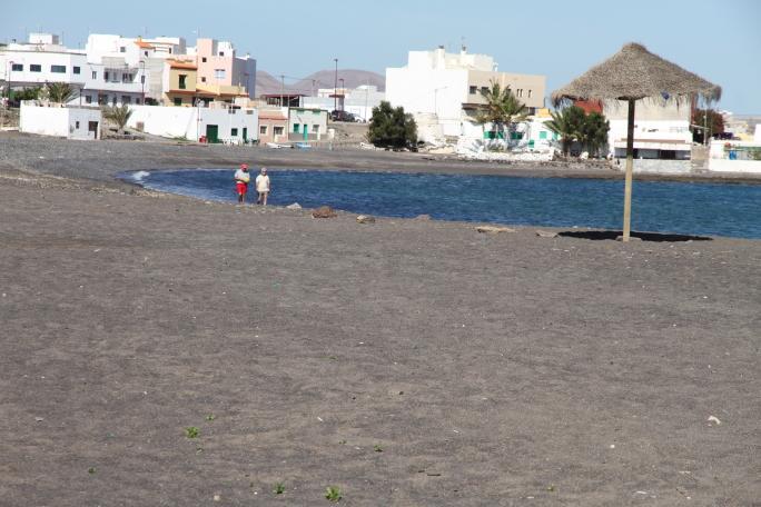 Foto playa Puerto Lajas / Las Lajas.