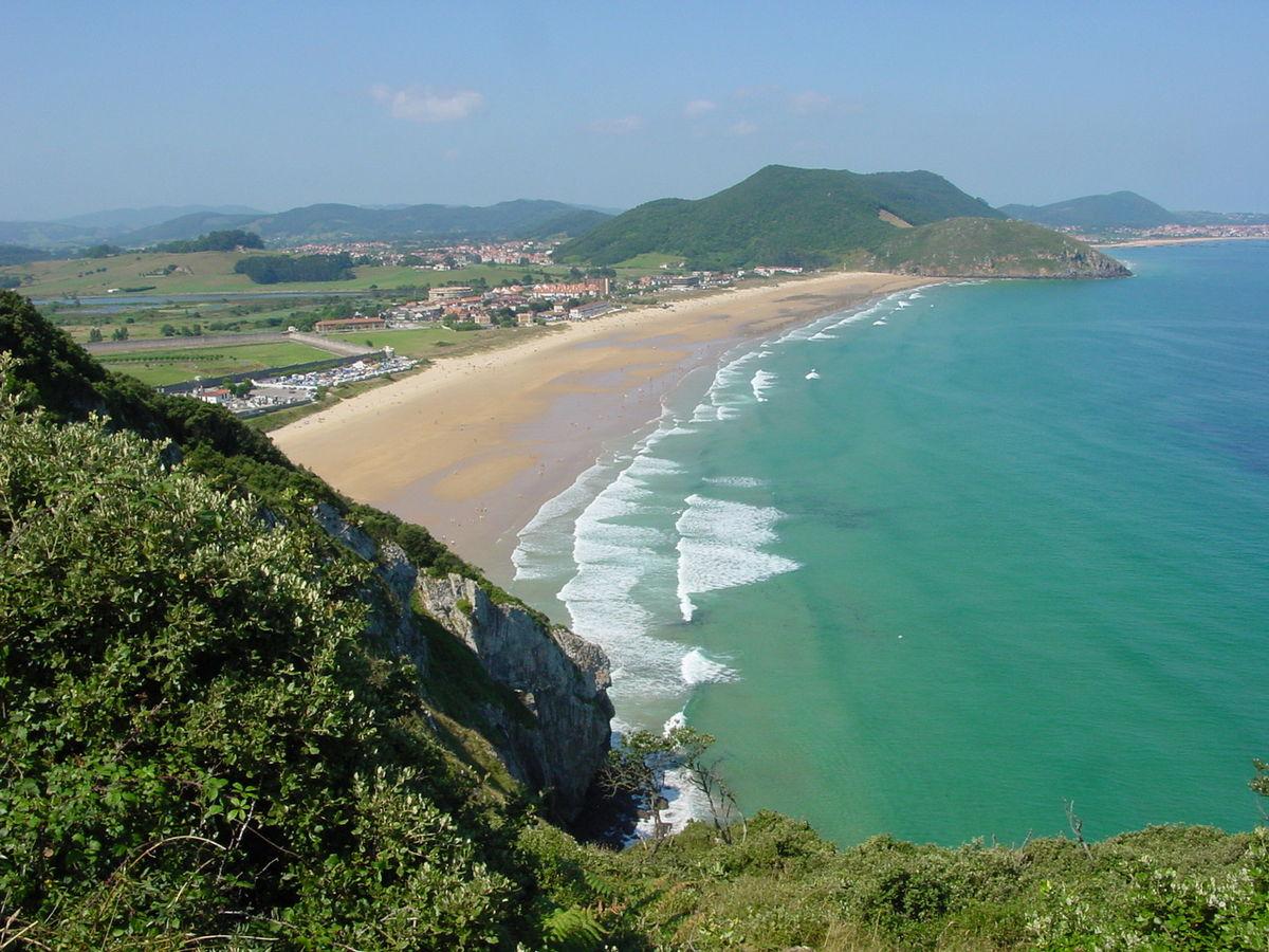 Foto playa El Inglés.