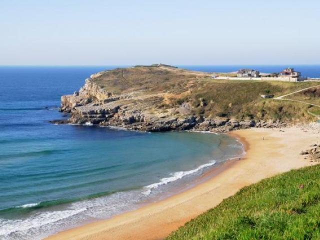 Foto playa Las Meloneras.