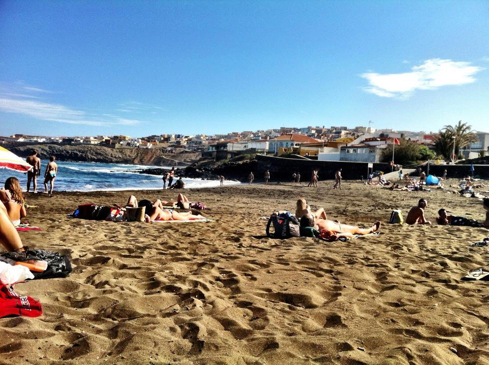 Playa Hoya del Pozo / Hoya Pozuelo