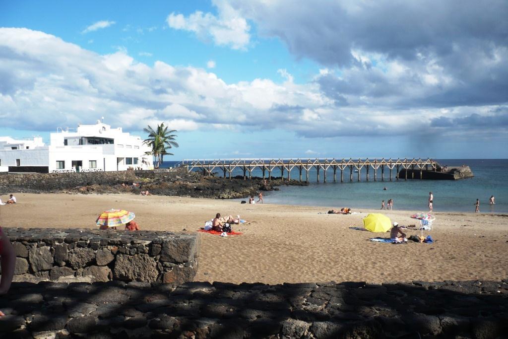 Foto playa La Garita.
