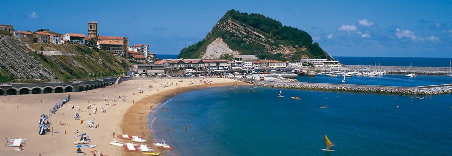 Foto playa Salinetas.