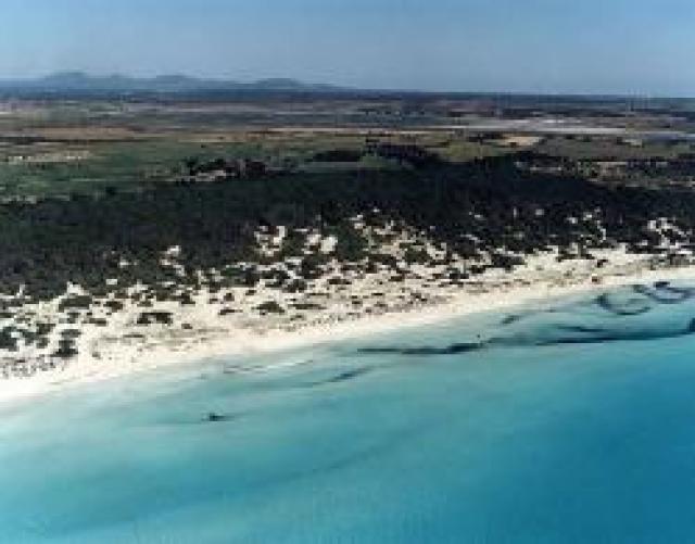 Foto playa Liméns.