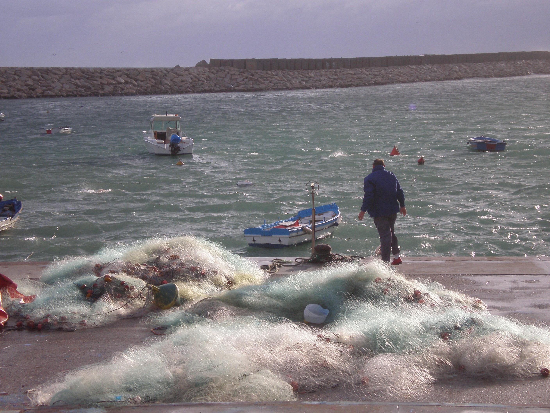 Foto playa El Burgo / Torrenueva. Puerto La Atunara