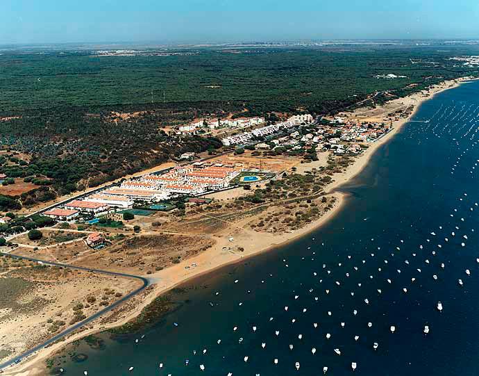 Foto playa San Miguel.
