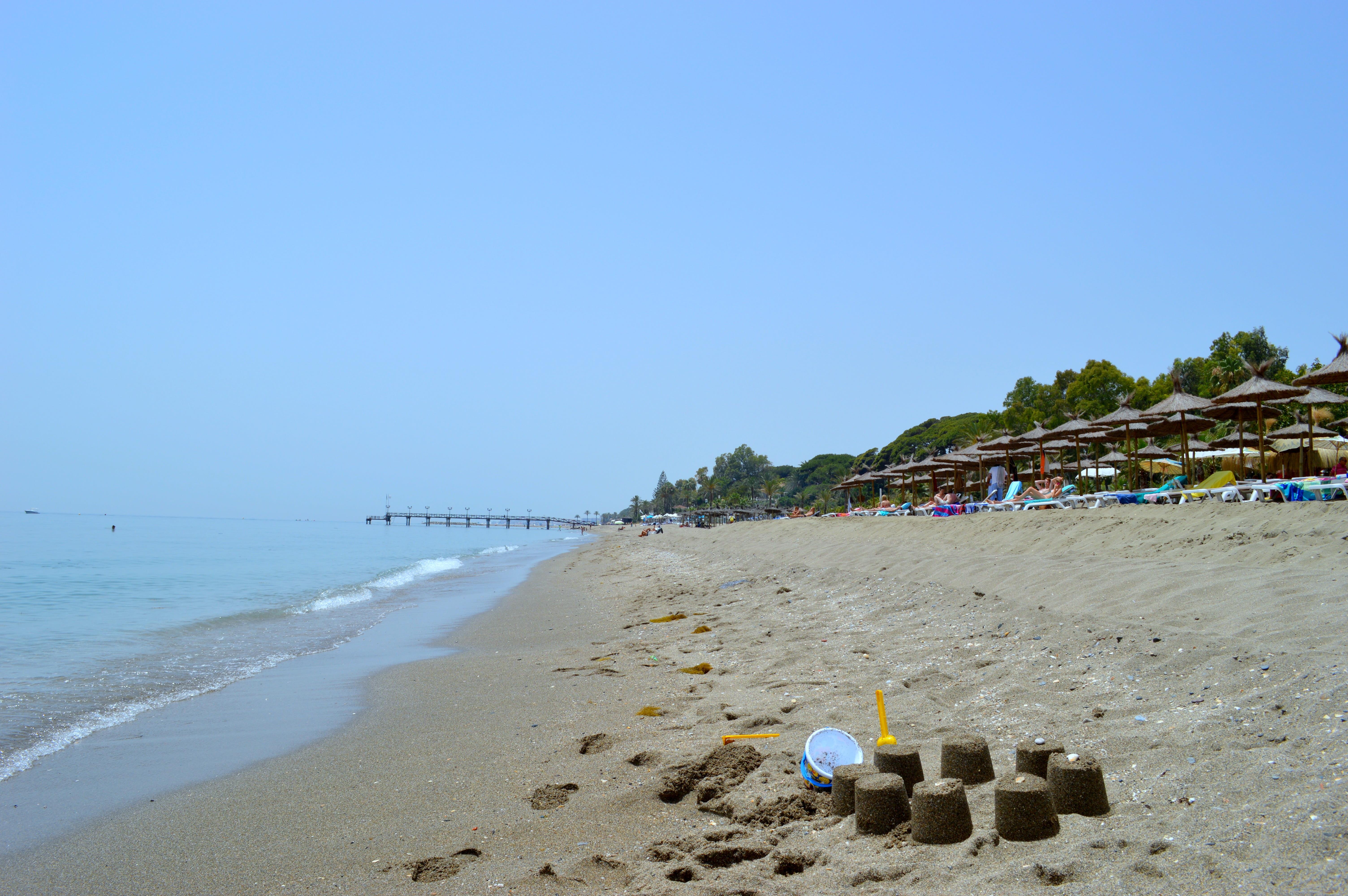 Playa Casablanca / Marbella Club
