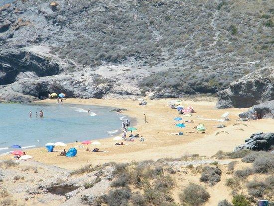 Foto playa Negrete.