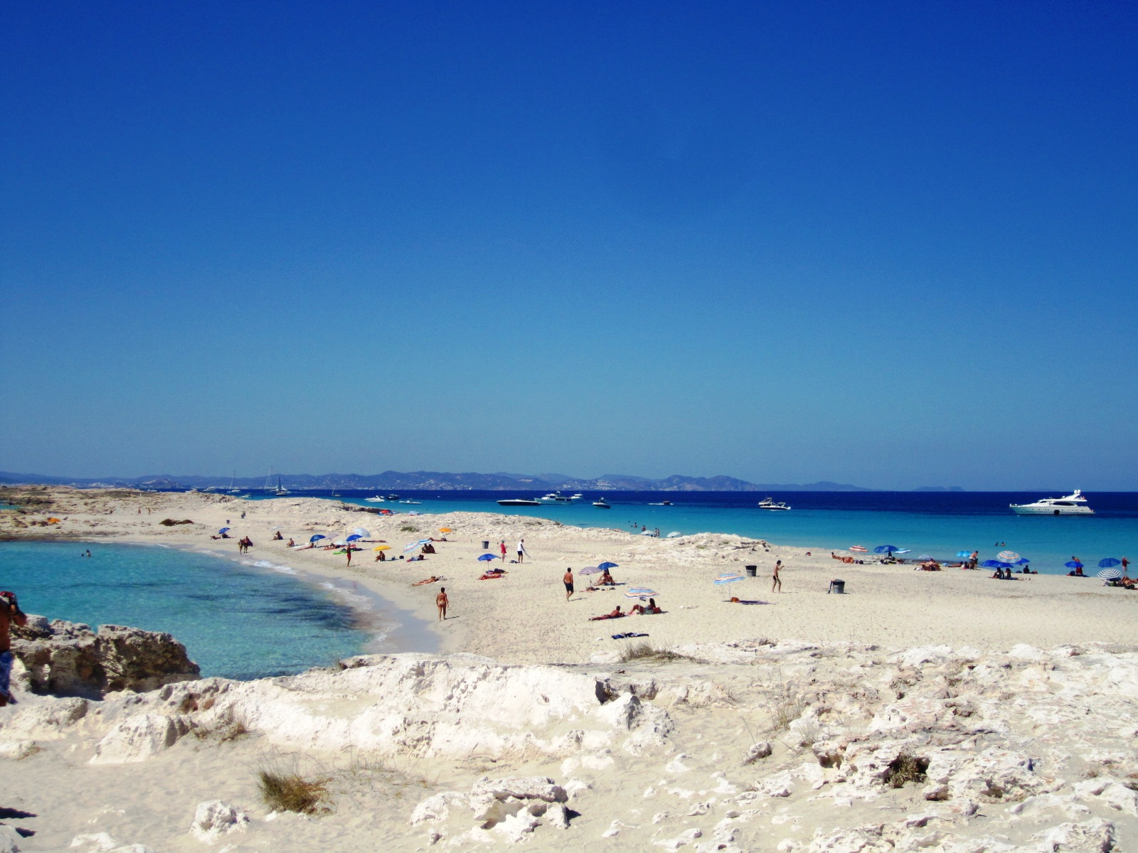 Playa Ses Illetes / Illetas