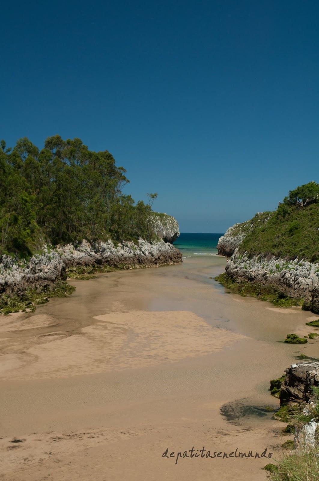 Foto playa Gran Tarajal.