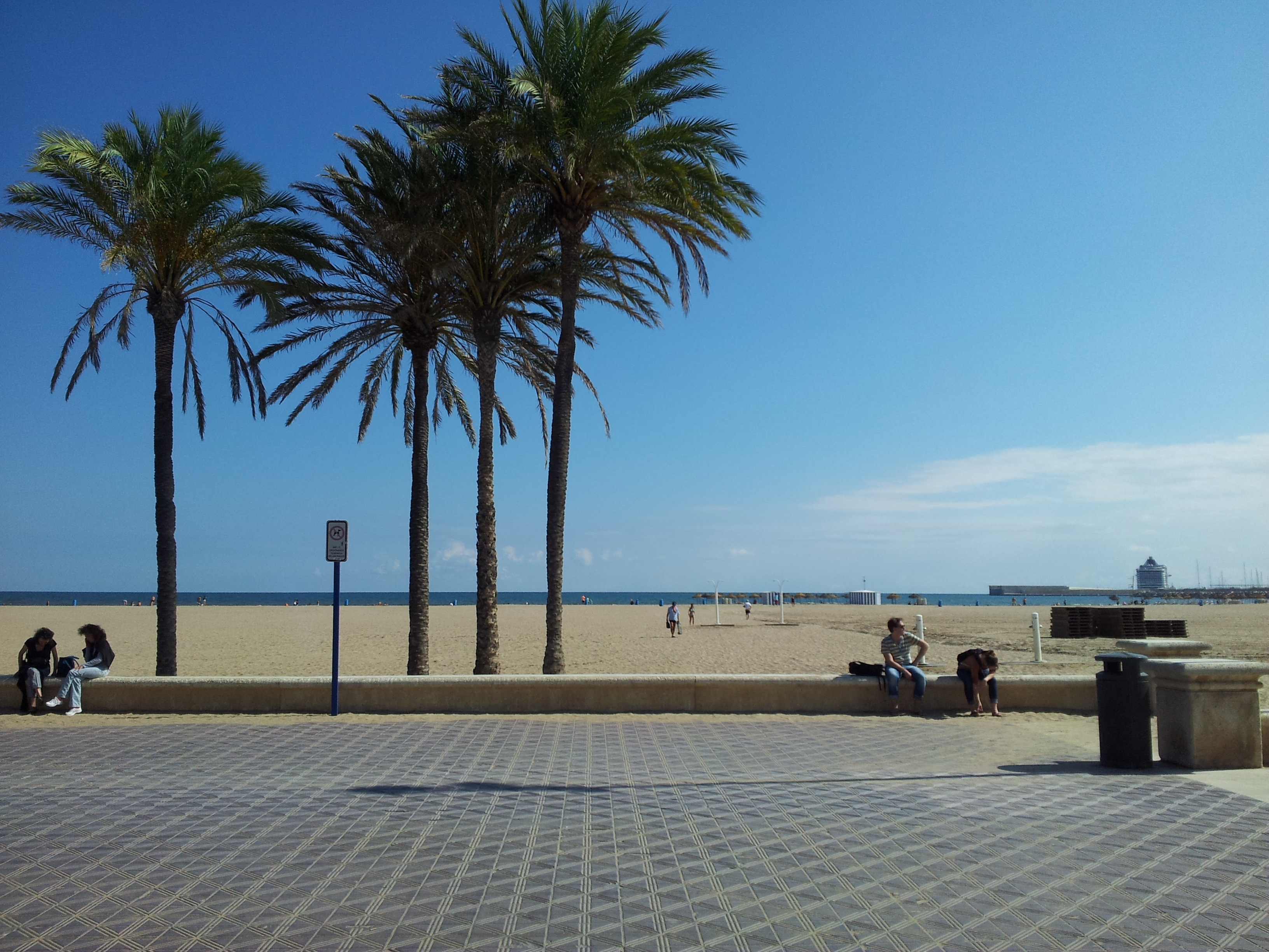 Playa La Goleta / Grandes Playas