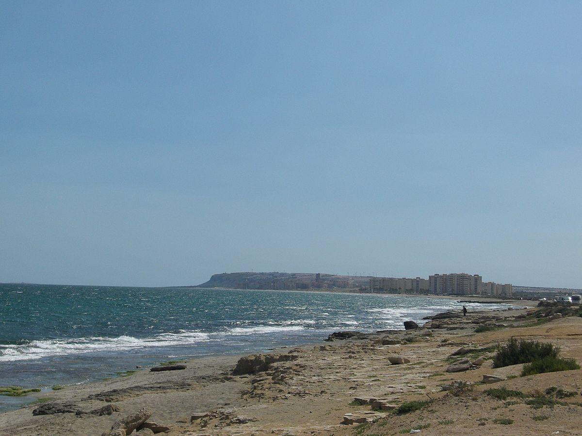 Foto playa Cala del Amerador.